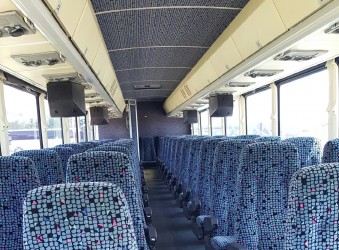 BTL Unlimited - Our motorcoach interiors are clean and well maintained!